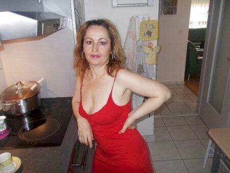 Adopte une femme mature coquine vraiment coquine